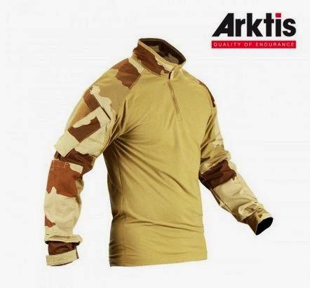 chemise de combat Arktis