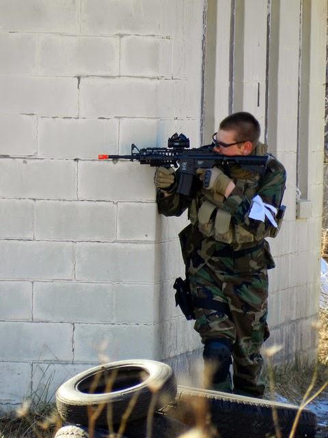règles de sécurité armes à feu