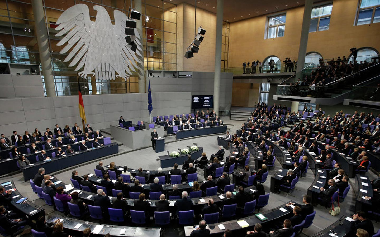 parlemant-allemande
