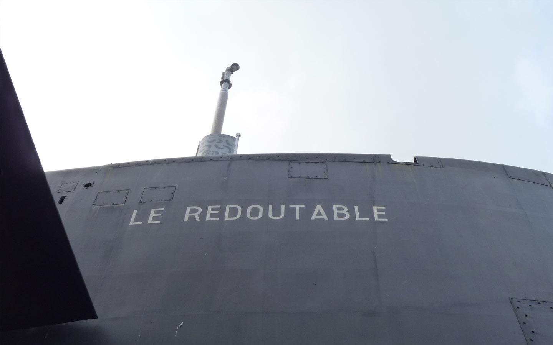 redoutable